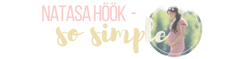 Natasa Höök – So Simple